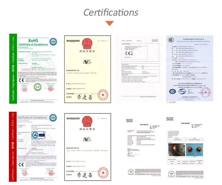 afo fire ball with ce sgs certification